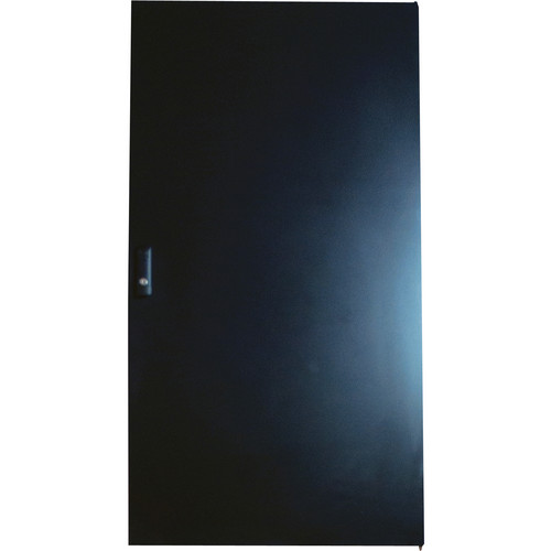 Video Mount Products Solid Steel Door (27-Space)