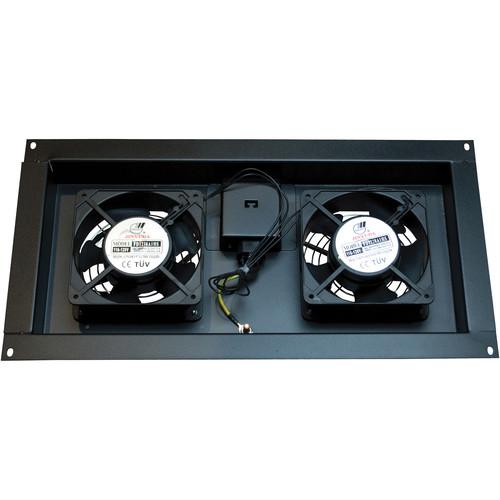 Video Mount Products 2 Fan Kit for ERWEN-12E / ERWEN-15E