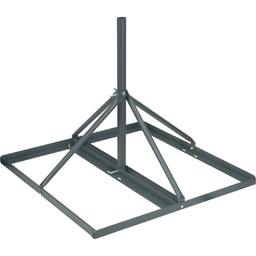 """Video Mount Products FRM Series Non-Penetrating Roof Mount (30"""" Mast with 2"""" Outer Diameter)"""