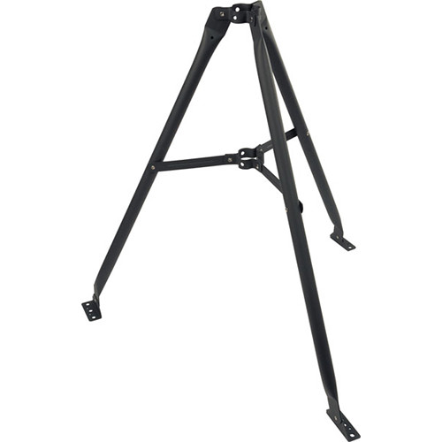 """Video Mount Products TR-Series Heavy-Duty Tripod Mount for Antenna Mast with O.D. Up to 1.75"""" (60""""-High)"""