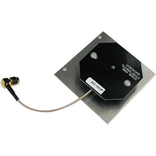 VideoComm Technologies ANT-5803IP 5.8 GHz 3 dB SMA-Male OEM PCB Directional Antenna