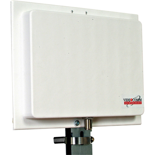 VideoComm Technologies ANT-5812DP 5.8 GHz 21 dB High Gain Weatherproof Directional Antenna