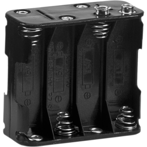 VideoComm Technologies BP-900 8 x AA Battery Pack Holder