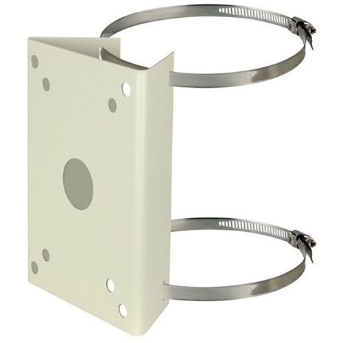 VideoComm Technologies Pole Mounting Bracket for CX and ZX Series PTZ Cameras