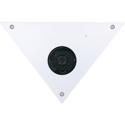 VideoComm Technologies CCD-S650EV Indoor 650 TVL Color Vandal-Proof Cormer Mount CCD Camera with 2.8mm Lens (NTSC/PAL)