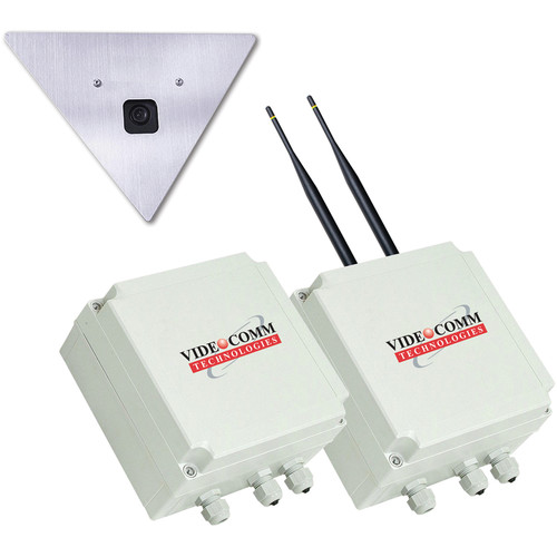 VideoComm Technologies All-Weather Video Network Bridge and Camera (5.8 GHz Frequency)