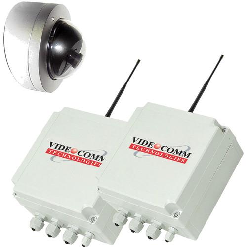 VideoComm Technologies EV-L1R2409C6 Wireless Elevator Video System