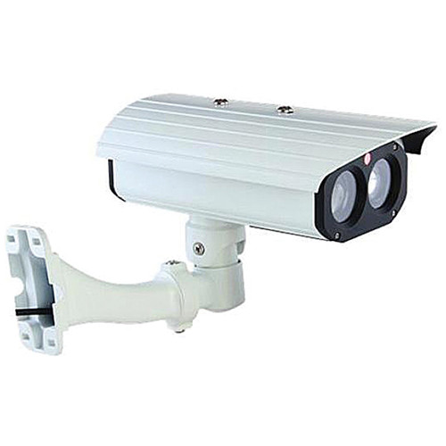 VideoComm Technologies IPC-2MPSR300 2MP H.264 All-Weather IR Network Bullet Camera with 5 to 50mm Varifocal Zoom Lens