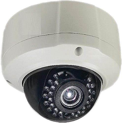 VideoComm Technologies IPC-2MPSR60 2MP H.264 All-Weather IR Network PTZ Dome Camera with 2.8 to 12mm Varifocal Zoom Lens