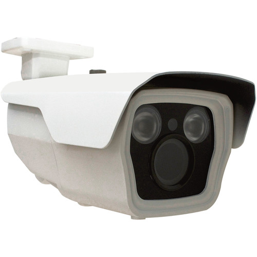 VideoComm Technologies IPC-2MPSR80 2MP H.264 All-Weather IR Network Bullet Camera with 2.8 to 12mm Lens and Remote Motorized Zoom & Focus