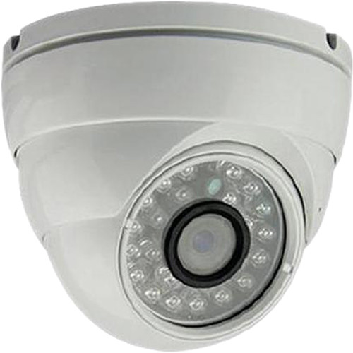 VideoComm Technologies 2MP IR Network Dome Camera (Fixed 3.6mm Lens)