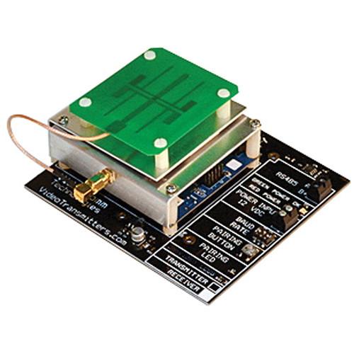 VideoComm Technologies Wireless 2.4 GHz Digital FHSS Deluxe OEM Transmitter & Receiver + RS-485PTZ Developer Kit