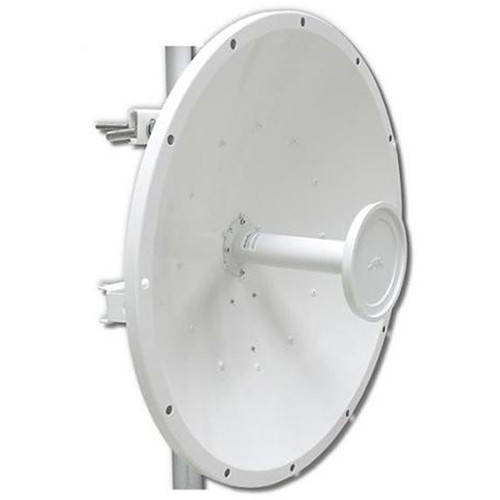 VideoComm Technologies 5.8 GHz High Gain All-Weather Dual Polarity Parabolic Dish Antenna (34 dB)