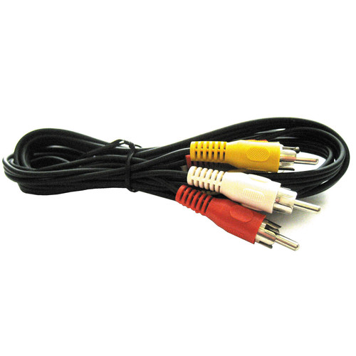 VideoComm Technologies RCA Male to Male A/V Cable