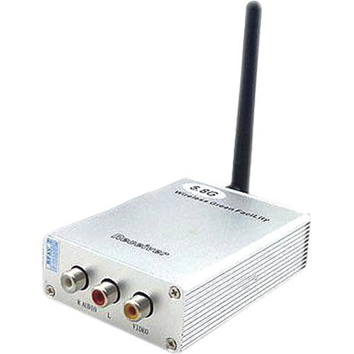VideoComm Technologies RX-5808 5.8GHz 8-Channel DeskTop Receiver