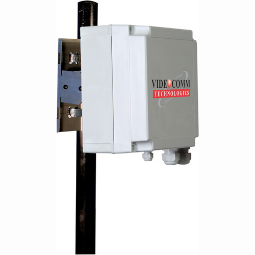 VideoComm Technologies RXO-5808XT Weatherproof 5.8 GHz Wireless Video Receiver System