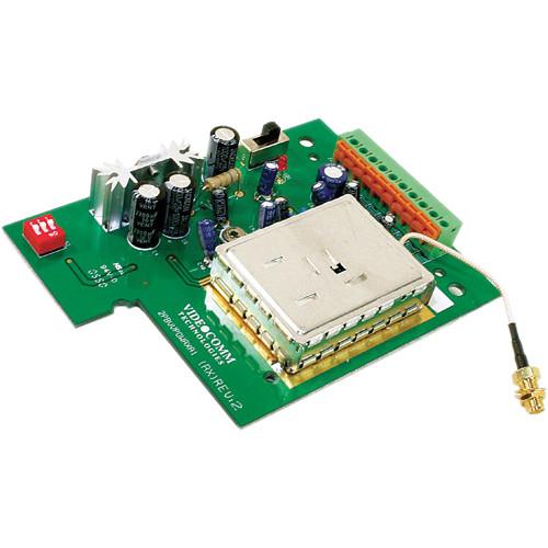 VideoComm Technologies T-5808 5.8 GHz FM-LIVE Deluxe OEM 8-Channel Transmitter Developer Board (No Antenna)