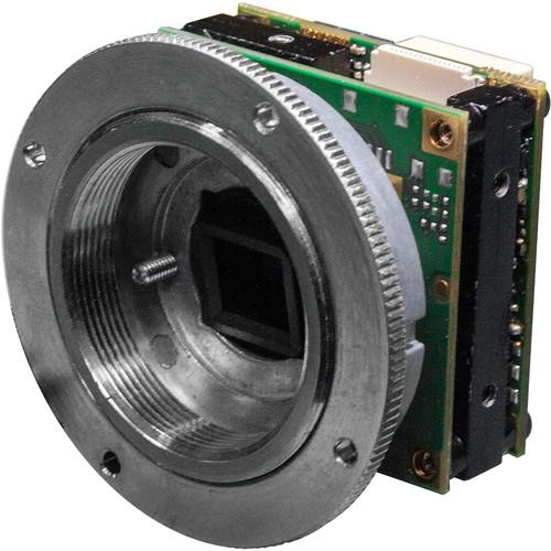 Videology 5MP Monochrome Network Board Camera (CS Mount)