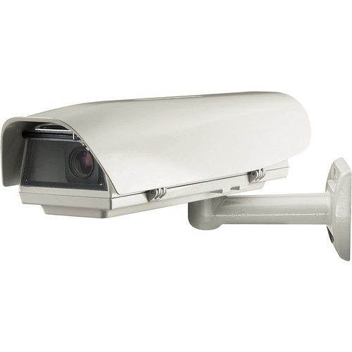 Videotec HOV Side Opening Aluminum Camera HousingVac. Ul And Cul Listed
