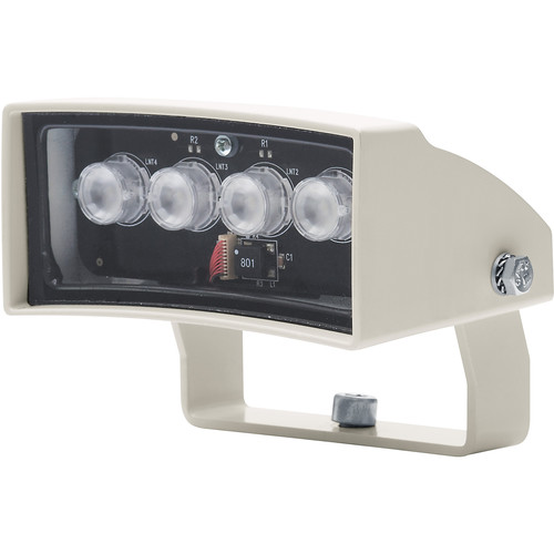 Videotec GEKO IRH Medium-Beam High-Power White Light LED Illuminator