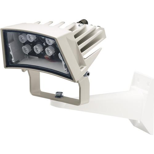Videotec GEKO IRN Medium Beam White Light LED Illuminator (12 to 24 VDC, 24 VAC)
