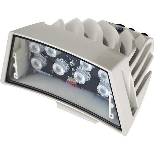 Videotec GEKO IRN Wide Beam White Light LED Illuminator (12 to 24 VDC, 24 VAC)