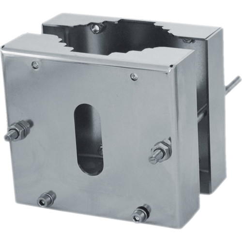 Videotec Pole Mount Adapter for Stainless Steel Housings