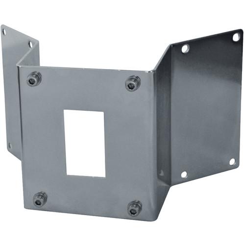 Videotec Corner Mount Adapter for Stainless Steel Housings