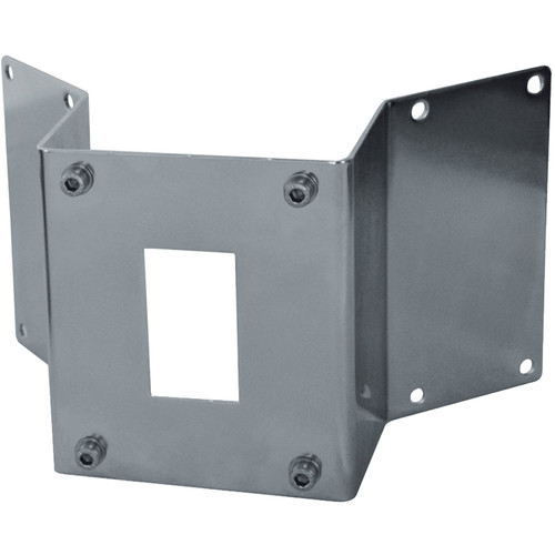 Videotec Corner Mount Adapter for Stainless Steel Housings