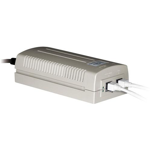 Videotec 1-Channel Hi-PoE Power Injector