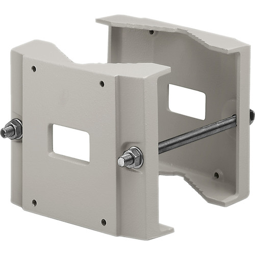 "Videotec Pole Mount Adapter for Select PTZ Cameras & Units (3.1 - 5.9"")"