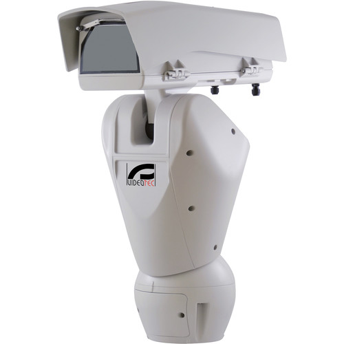 Videotec ULISSE2 Full PTZ Housing for Network Cameras with Wiper (24 VAC)