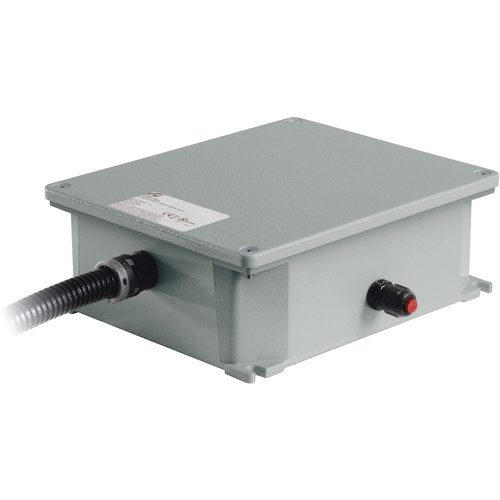 Videotec External 120 VAC Power Supply for ULISSE with Uptirn LED Illuminators