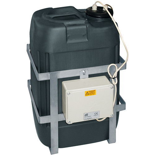 Videotec WASPT Water Tank with Pump for PTZ & Camera Housings with Wiper (23L, Up to 16' Delivery)