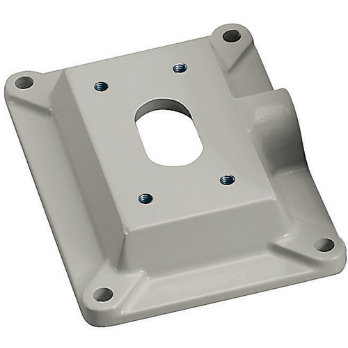 Videotec Reinforcing Support Plate for Poor Consistency Walls