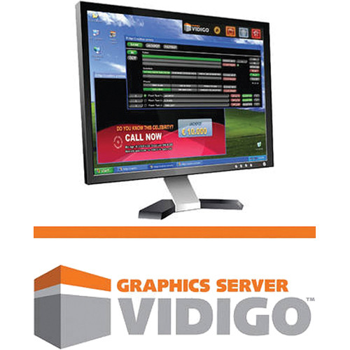 VidiGo VGS1-SW SLA Software and Support Kit for Graphics Server