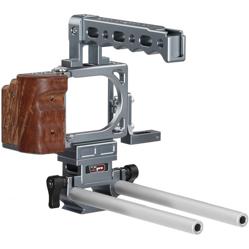 Vidpro Aluminum Camera Cage for Blackmagic Pocket Cinema Camera