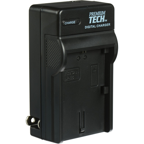 Vidpro Charger for Canon LP-E6 Battery