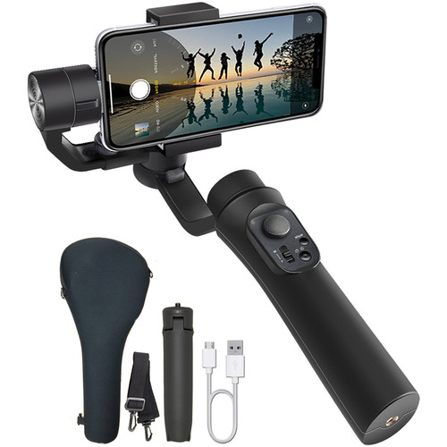 Vidpro Motorized 3-Axis Smartphone Handheld Gimbal Stabilizer