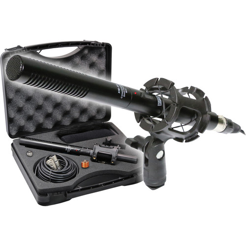 Vidpro XM-55 Shotgun Microphone Kit