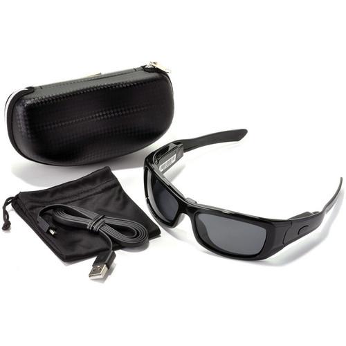 VidVision 720p Video Recording Sunglasses with 8GB Memory (Black)
