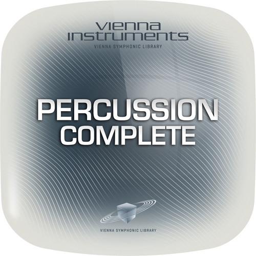 Vienna Symphonic Library Percussion Complete - Full Bundle - Vienna Instruments