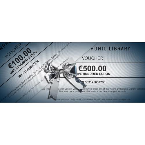 Vienna Symphonic Library $500 Vienna Voucher