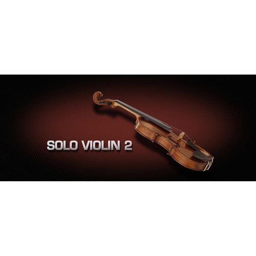 Vienna Symphonic Library Solo Violin 2 - Vienna Instrument (Download)