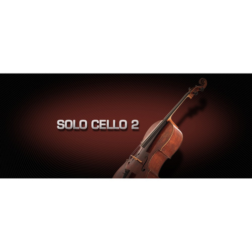 Vienna Symphonic Library Solo Cello 2 - Vienna Instrument (Download)