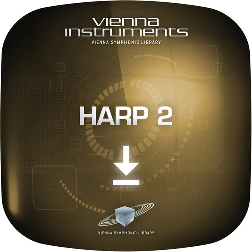 Vienna Symphonic Library Harp II Upgrade to Full Library - Vienna Instrument (Download)
