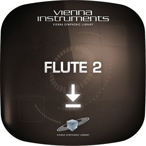 Vienna Symphonic Library Flute 2 Upgrade to Full Library - Vienna Instrument (Download)