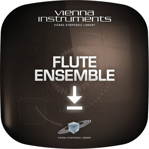 Vienna Symphonic Library Flute Ensemble Upgrade to Full Library - Vienna Instrument (Download)