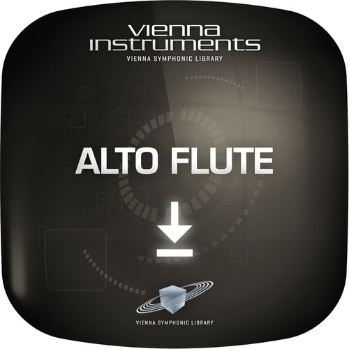 Vienna Symphonic Library Alto Flute - Vienna Instrument (Full Library, Download)