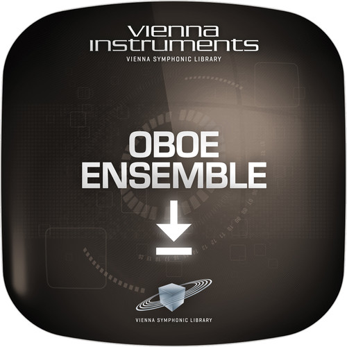 Vienna Symphonic Library Oboe Ensemble - Vienna Instrument (Standard Library, Download)